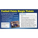 FOOTBALL POINTS MARGINS
