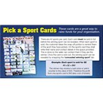 PICK A SPORTS CARDS