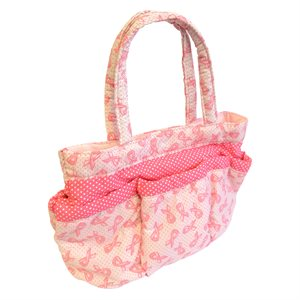 BINGO BAG (BREAST CANCER THEMED)