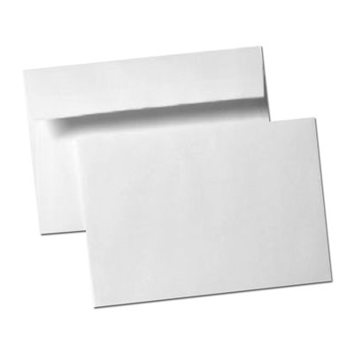 C6 PLAIN SELF SEAL ENVELOPES 500