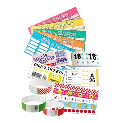 ENTERTAINER'S FUNDRAISING PACK