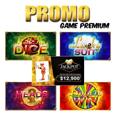 MFP PREMIUM OFF THE SHELF PROMOTIONAL GAMES ALL OR NOTHING