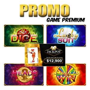 MFP PREMIUM OFF THE SHELF PROMOTIONAL GAMES