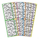 10 GAME BOOK 12UP PREMIUM 10 COLOUR ROTATION