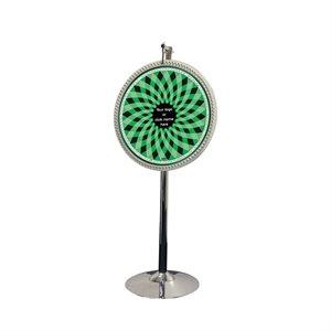 SPINNING WHEEL 80CM WIDE (100 PINS)