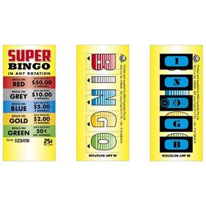 Super Bingo Lucky Envelopes