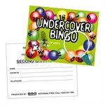 UNDER COVER BINGO 1-1000
