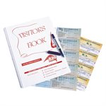 VISITOR BOOK - PERSONALISED