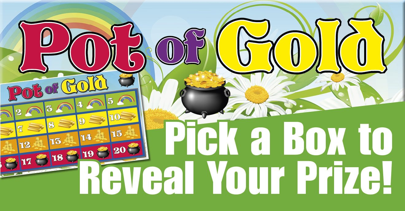 Pot of Gold Promotional Game